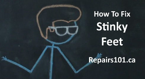 Chalkboard animated guest host of repairs101 - Steve #5